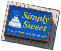 Simply Sweet Sinage