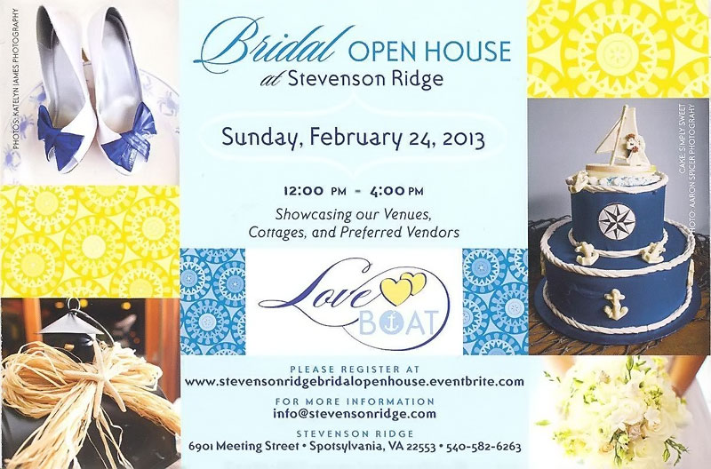 The Bridal Open House