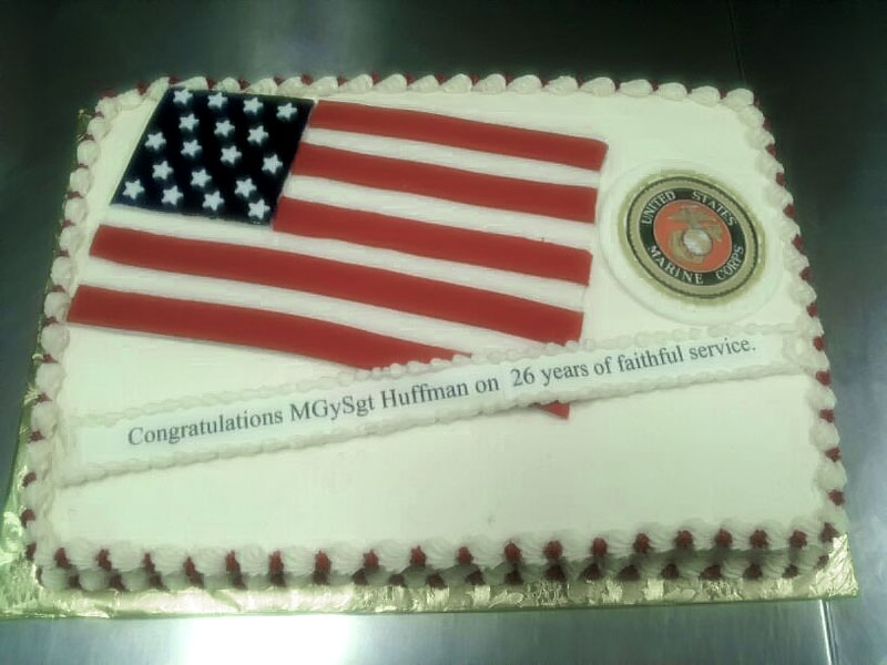 M S Occasion Cakes